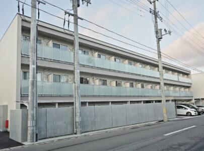 学生会館ユニドーム川内(ガクセイカイカンユニドームカワウチ)