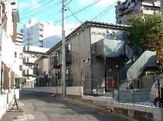 クレストコート支倉(クレストコートハセクラ)